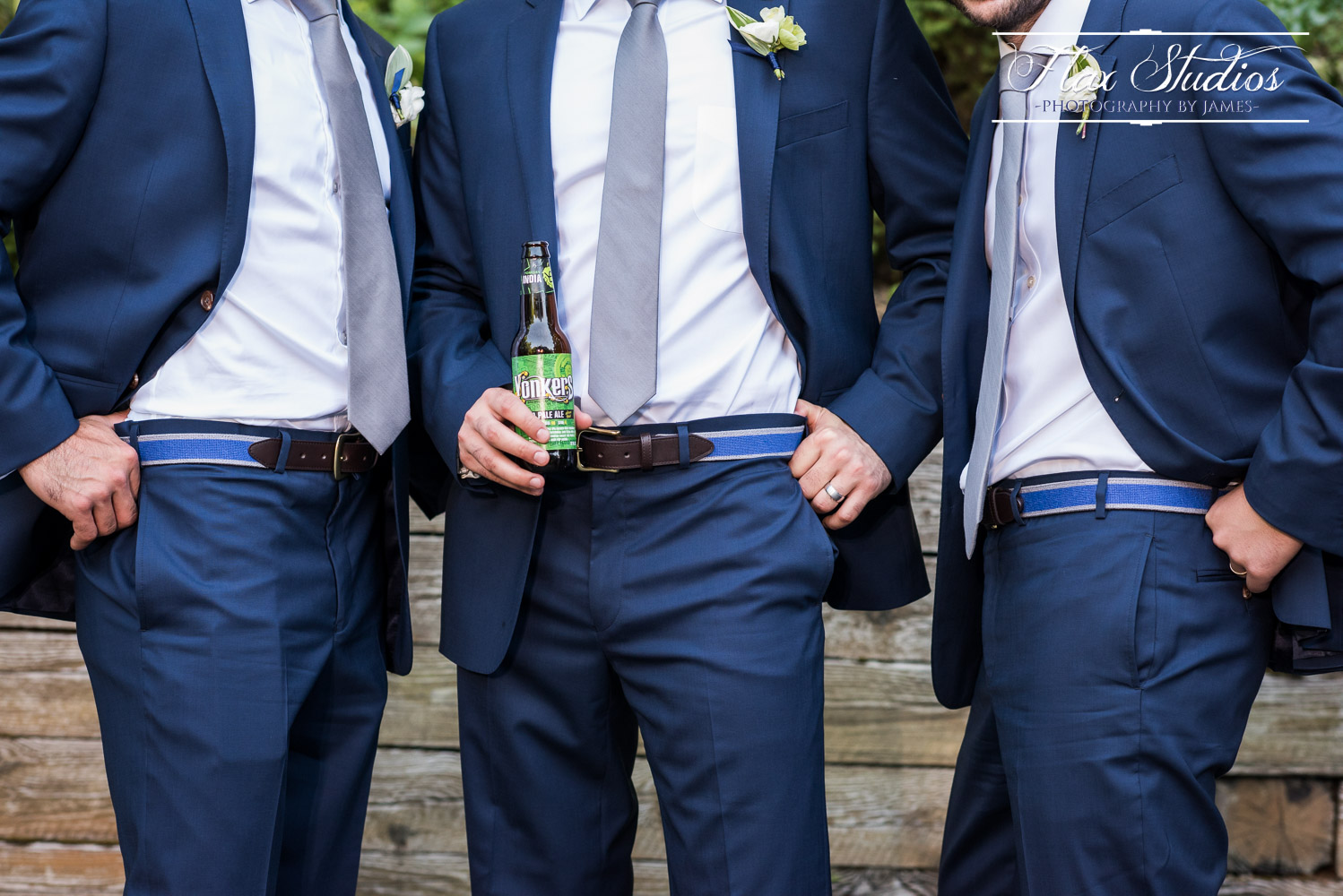 Yonkers Ale and Wedding Belts