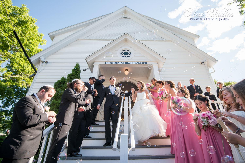 Synagogue Adas Yoshuron Wedding Flax Studios
