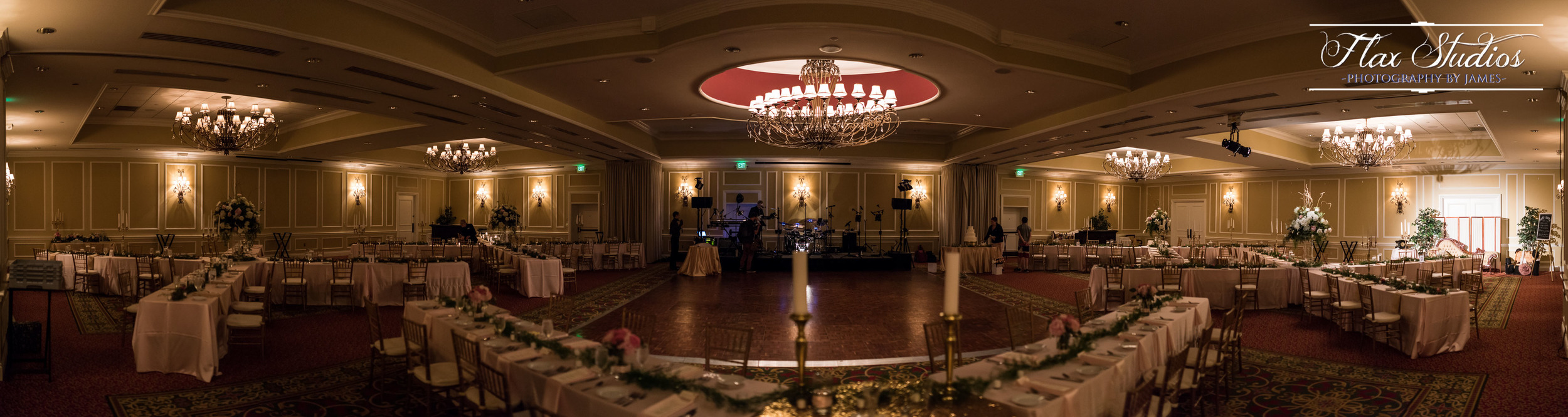 Samoset Ballroom Panorama