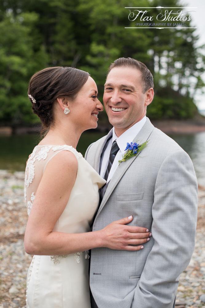 Ducktrap Wedding Photos Flax Studios
