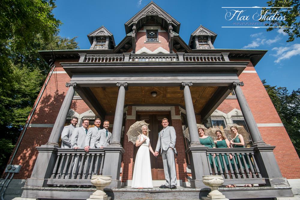 Kimball Jenkins Center Weddings Flax Studios