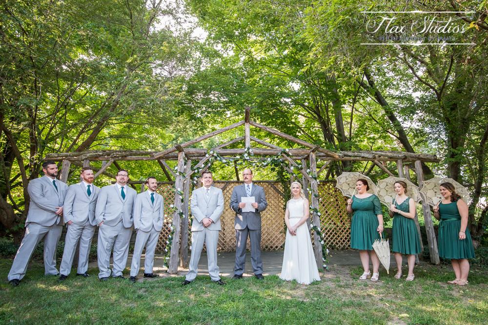 Kimball Jenkins Wedding Ceremony