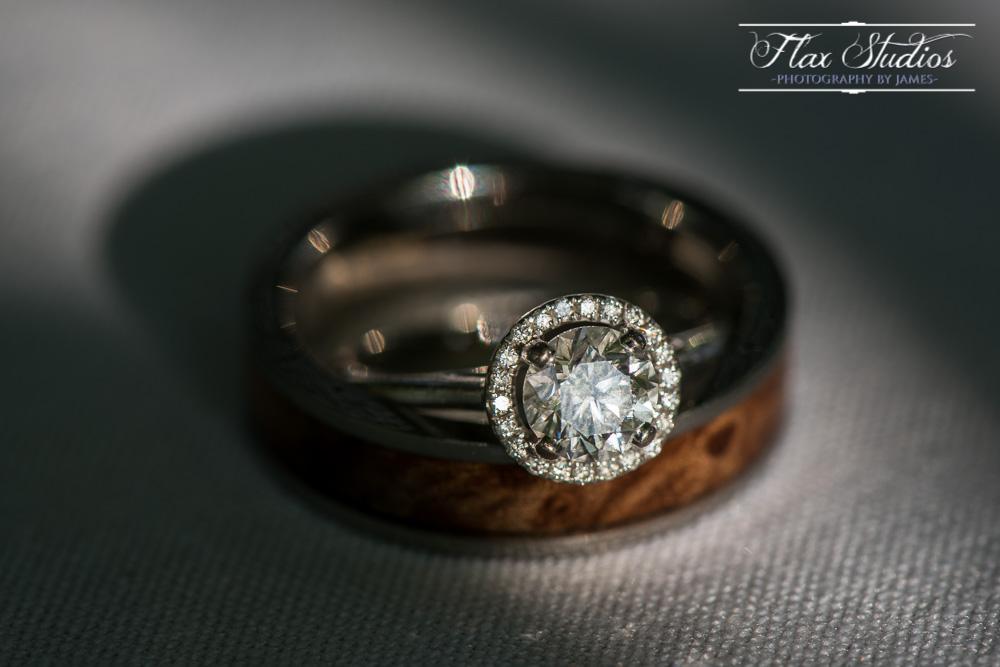 Wedding Ring Detail Photographs