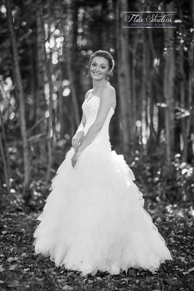 Bridal Portrait Flax Studios Maine Wedding Photographers