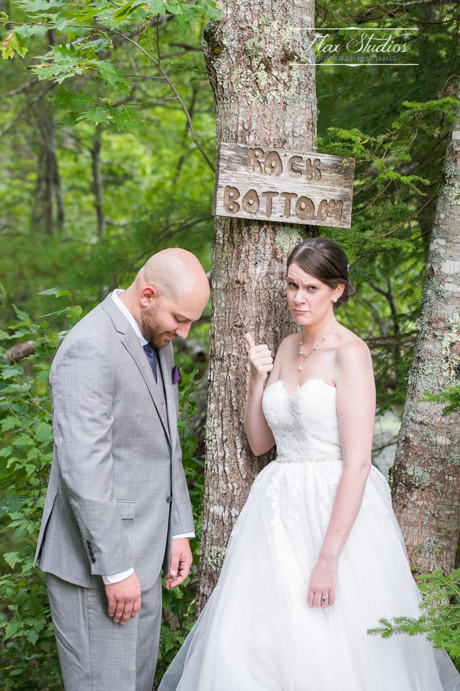 Funny Bride and Groom Photos