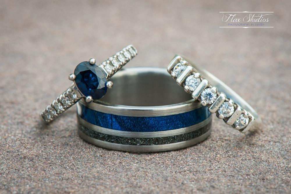 Wedding Ring Detail Shots