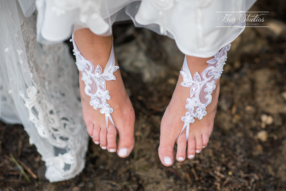 Comfortable shoes for weddings