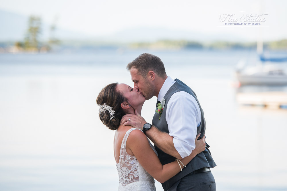 First kiss ceremony