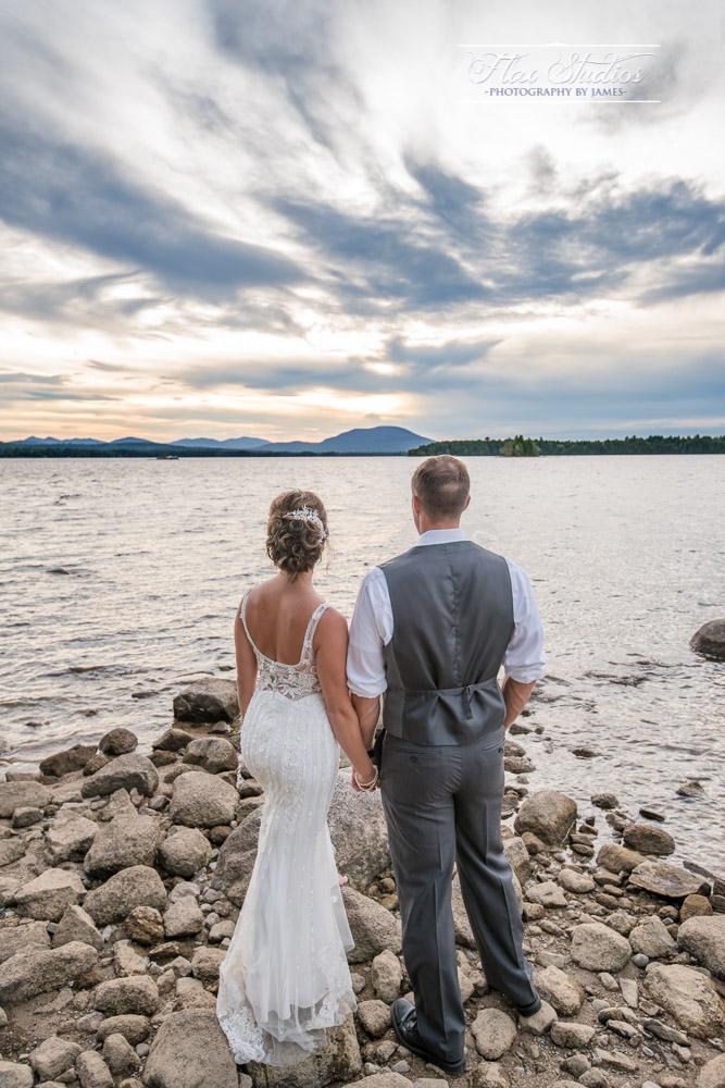 Millinocket Lake Weddings Flax Studios