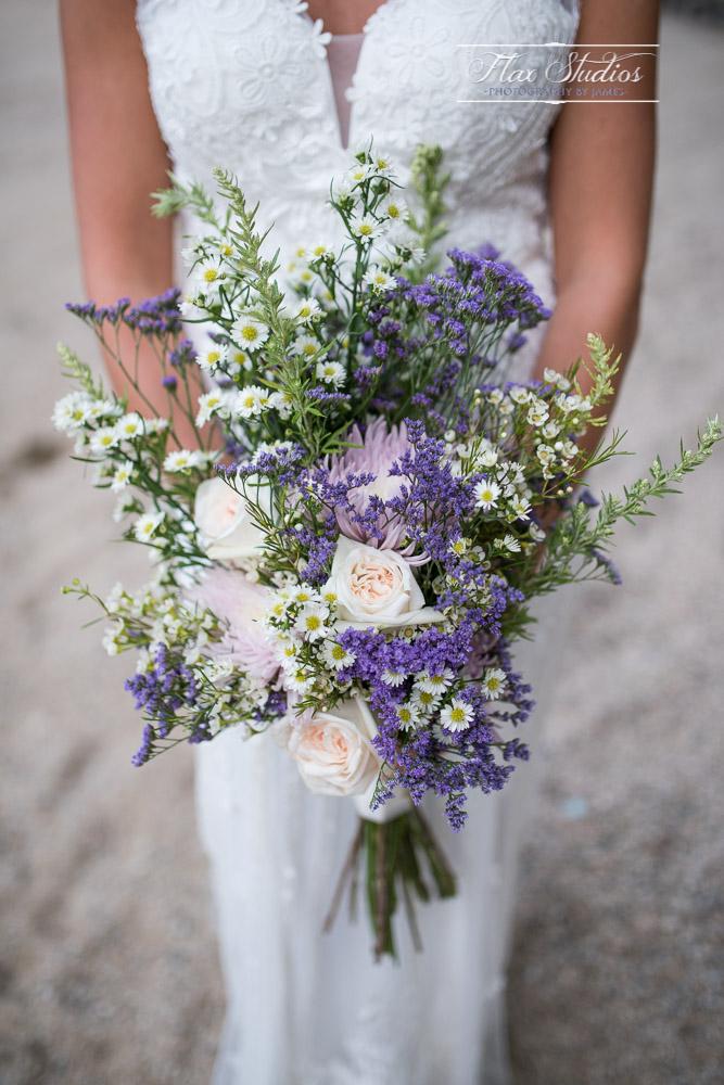 The Bankery Wedding Flowers