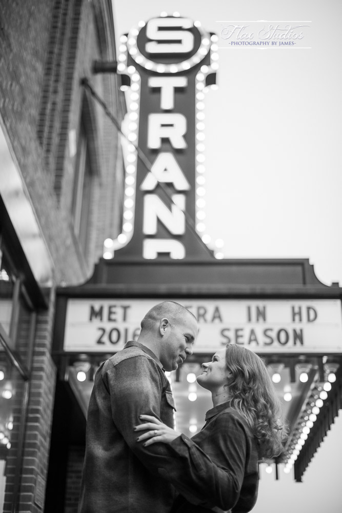 Strand Theater Engagement