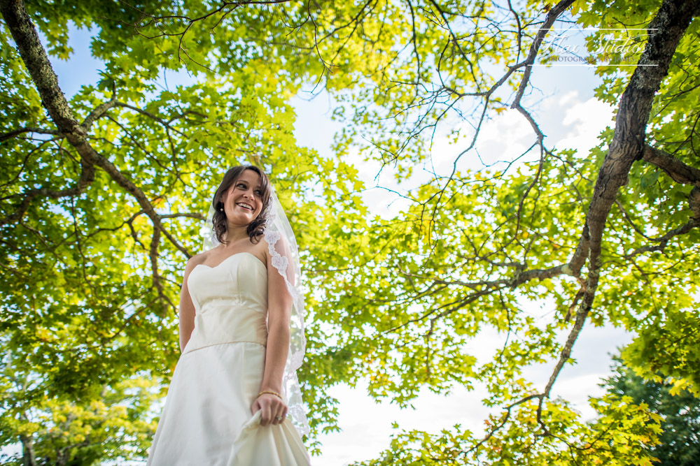 Bridal Portraits East Wind Inn