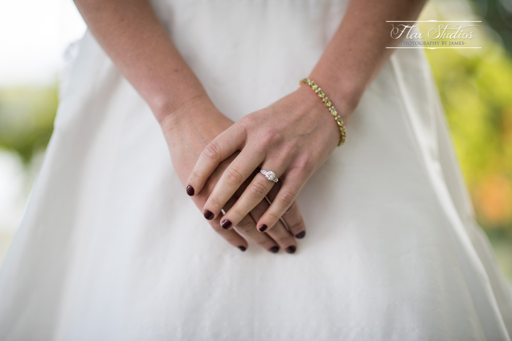 Bride's Jewelry Details