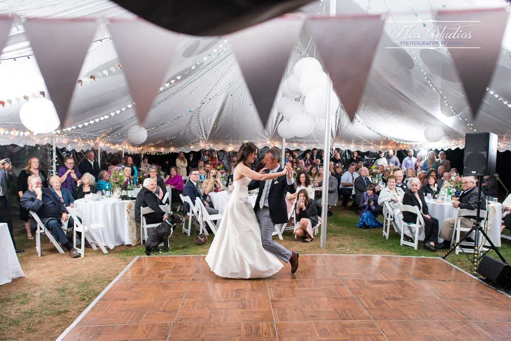 Wedding First Dance Tango Flax Studios