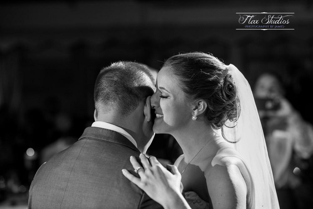 First Dance Bethel Inn Resort Wedding