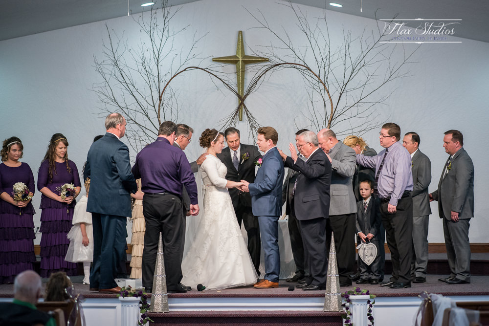 prayer and blessings for the married couple