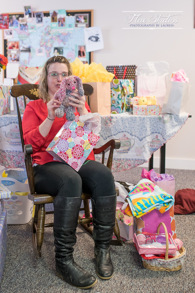 baby shower gifts, owls head maine