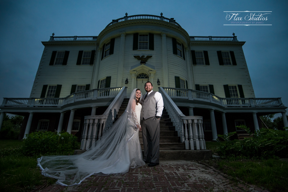 Thomaston Maine Wedding Photographers Knox Museum Montpelier