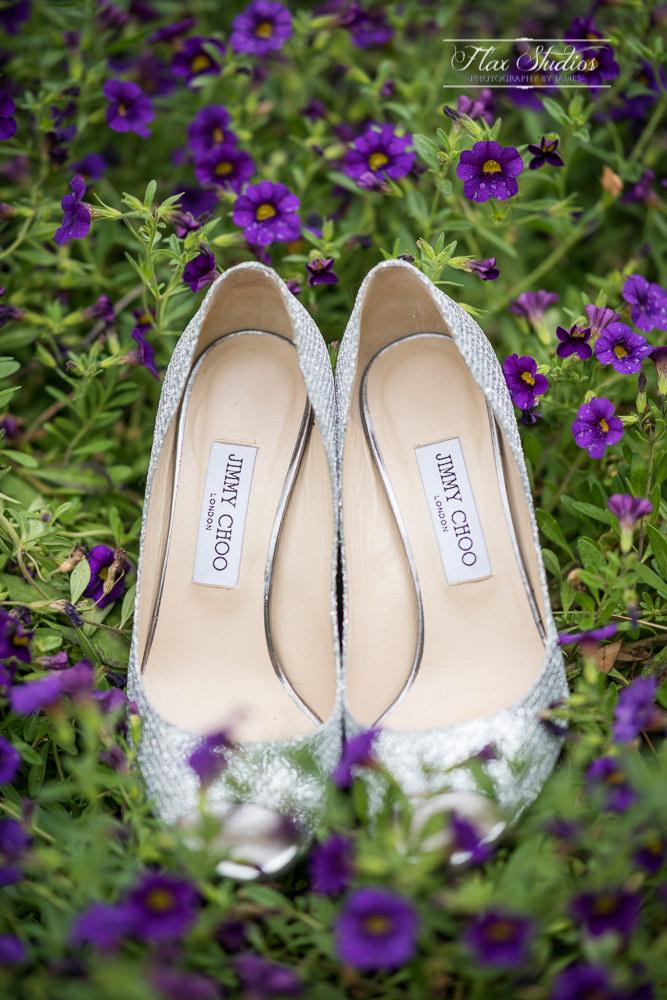 Jimmy Choo London Wedding Shoes Flax Studios