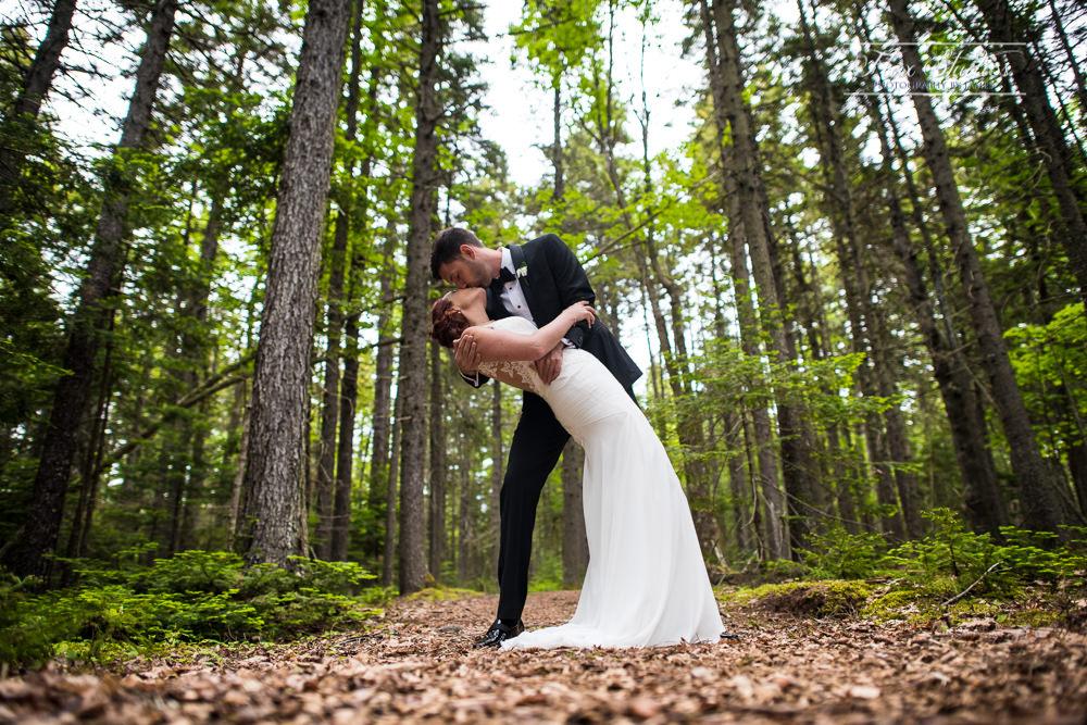 romantic forest wedding flax studios