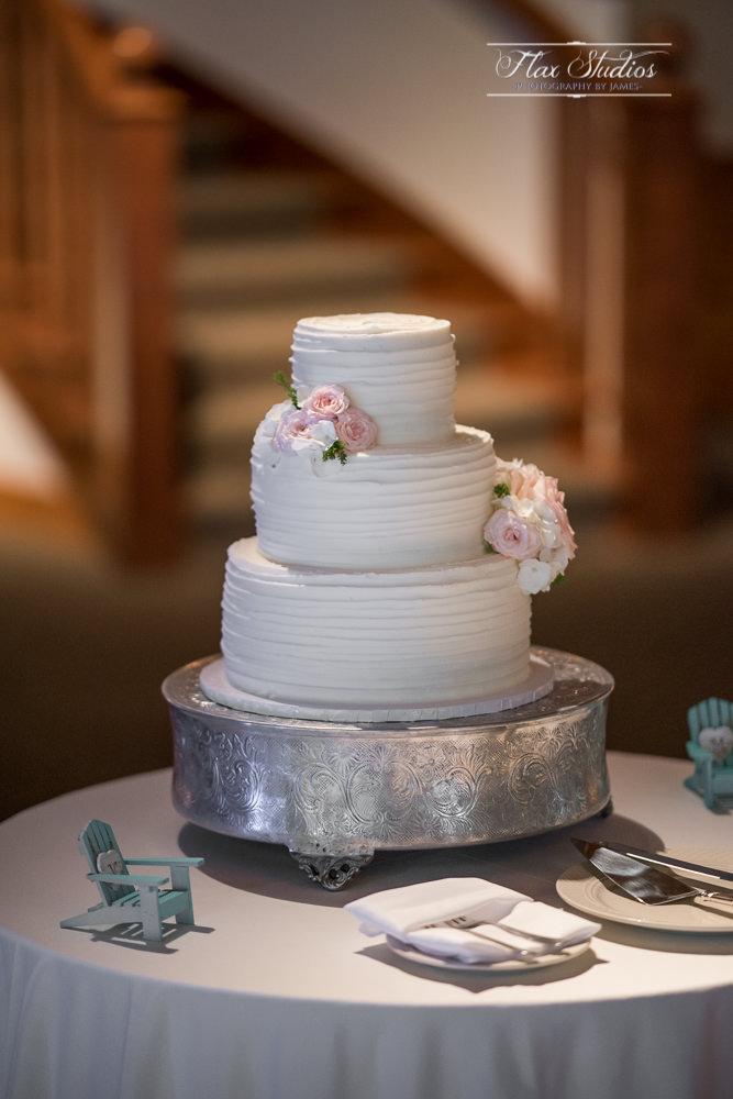Sweet Sensations Wedding Cake
