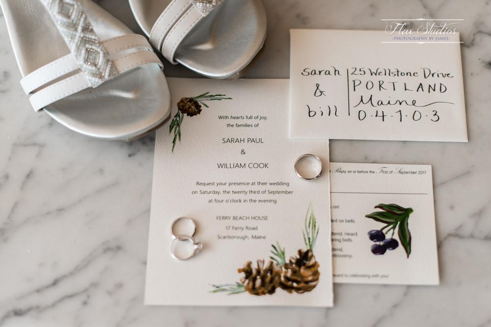 Wedding Invitation Details and design