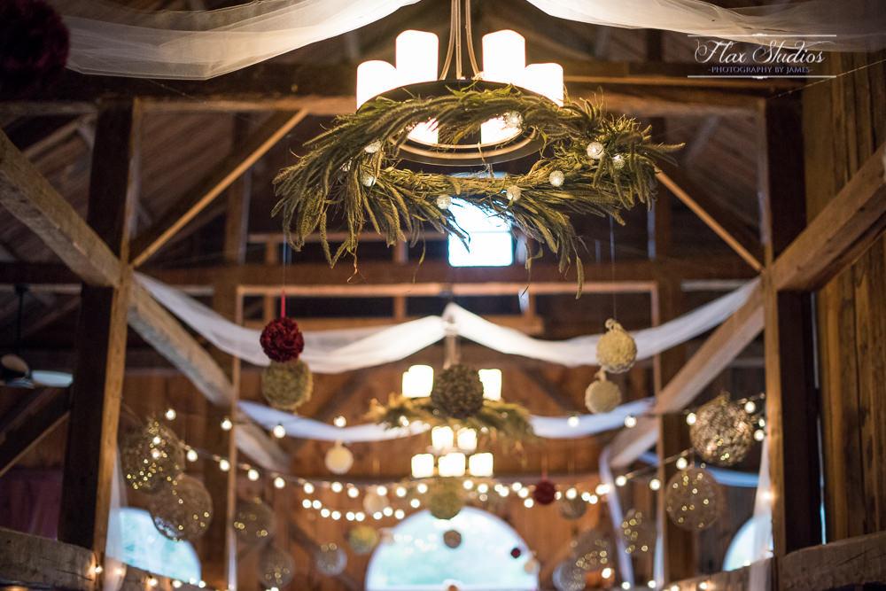maine barn wedding decorations