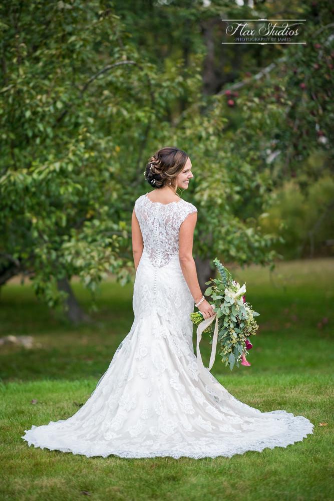 gorgeous bridal portraits with the Nikon 105mm 1.4G Lens