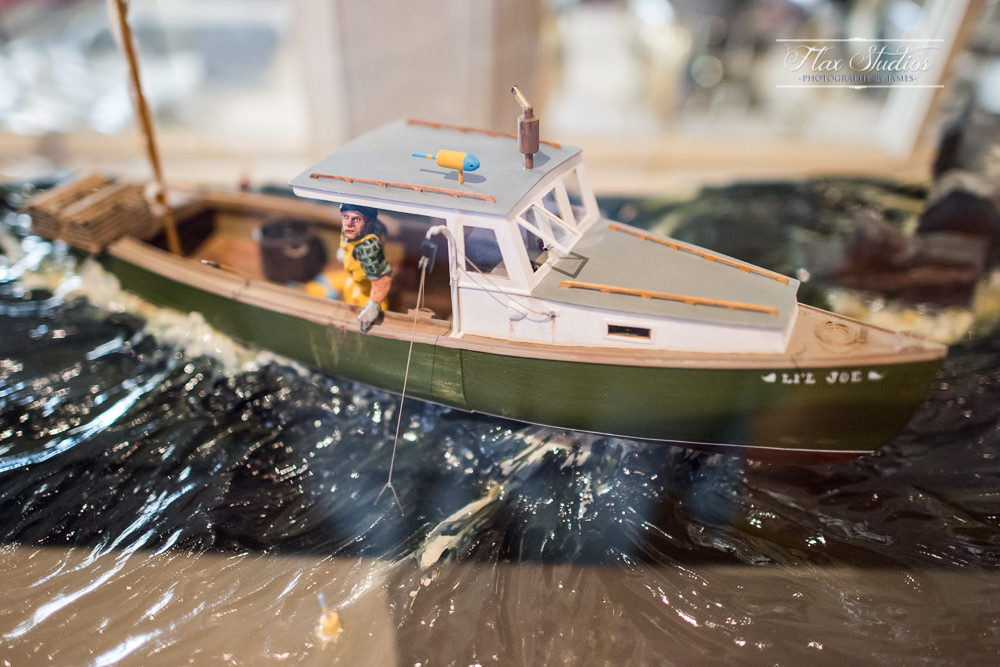 Point Lookout ship models
