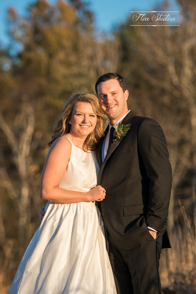 Morgan Hill Sunset Wedding Photo Flax Studios