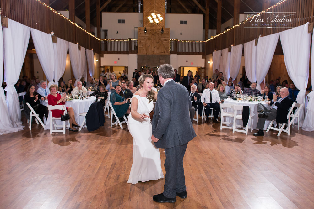 special father and daughter dance