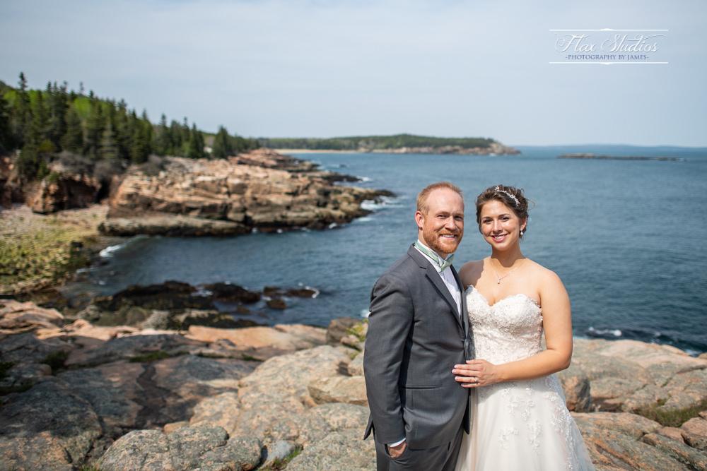 Acadia National Park Wedding Photographers Flax Studios