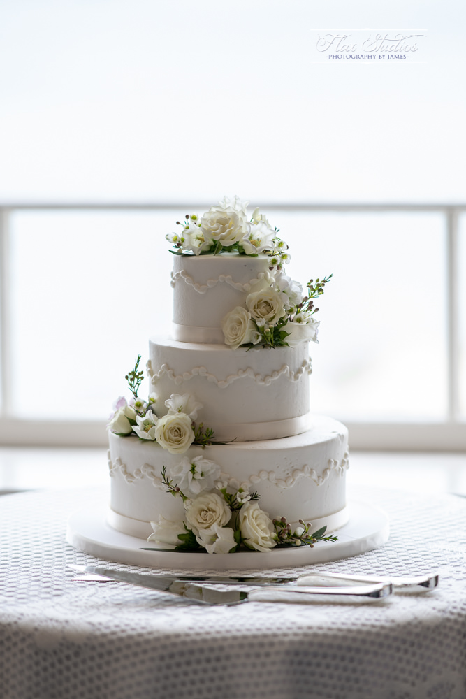 Celebration Cakes by Janice Strout - photo by Flax Studios