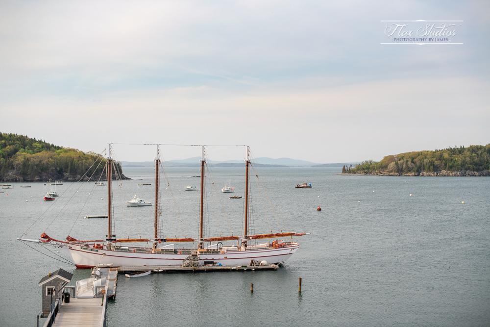 margaret todd schooner bar harbor