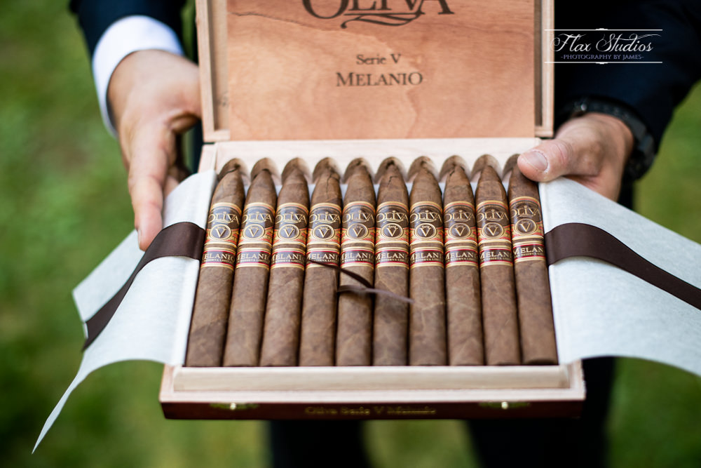 Wedding Day Cigars