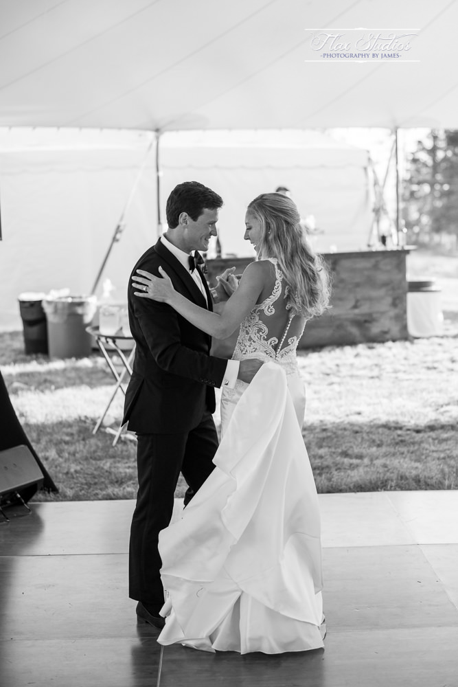 North Haven Maine First Dance