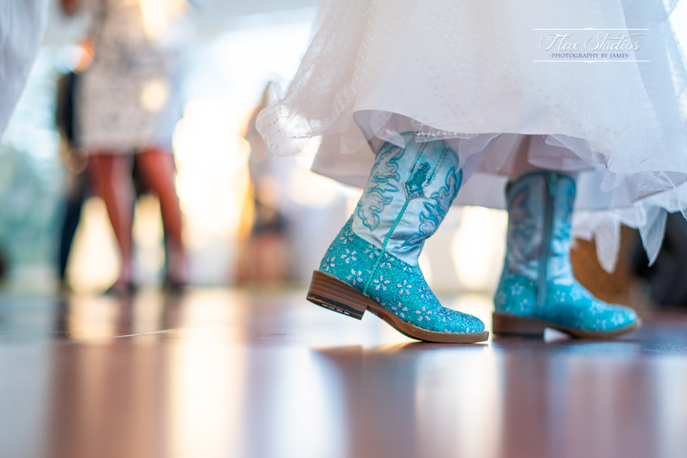 little boots on the dance floor