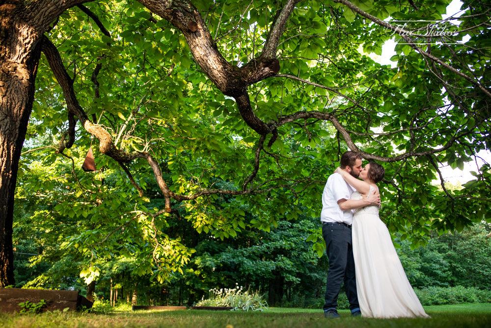 Caswell Farm Maine Barn Wedding