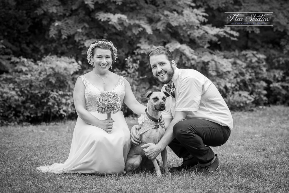 black and white puppy pictures with mom and dad