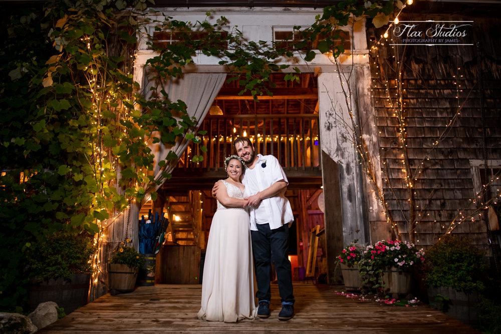 late night wedding photos flax studios