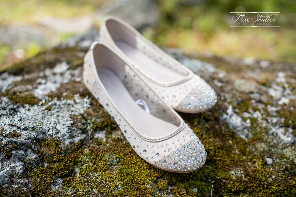 wedding day flats