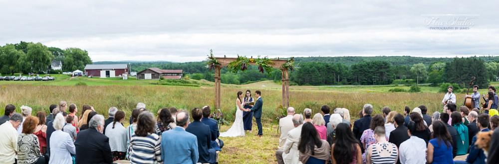 wedding panorama