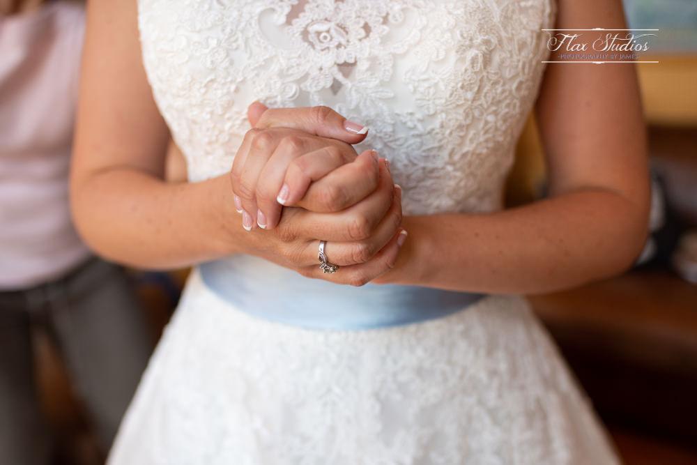 creative wedding detail shots