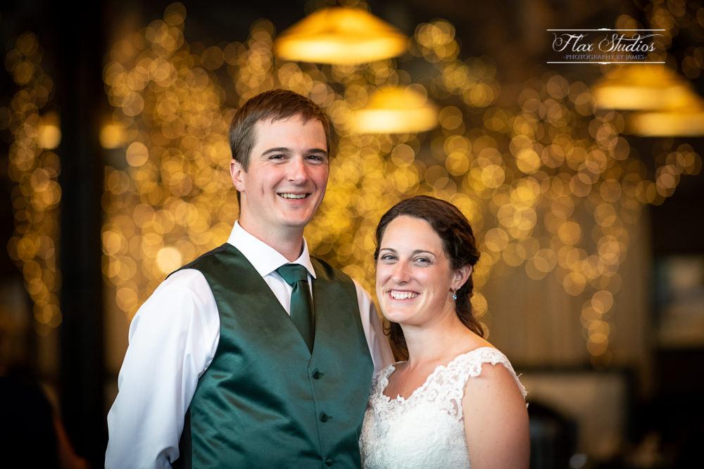 Trail's End Restaurant & Tavern Wedding Reception Flax Studios