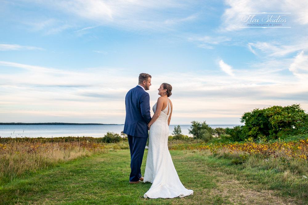 Point Lookout Beach Wedding Photographer