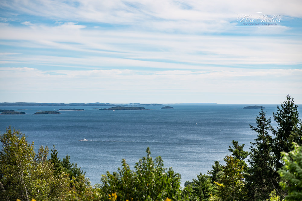 Northport Maine Ocean Views
