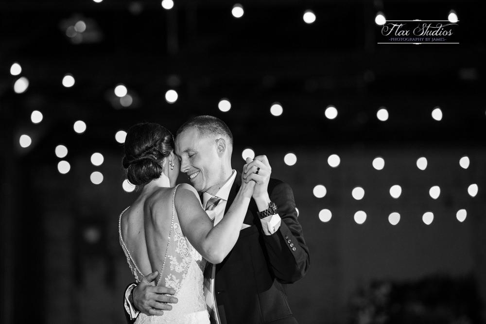 First Dance Brick South Wedding Reception