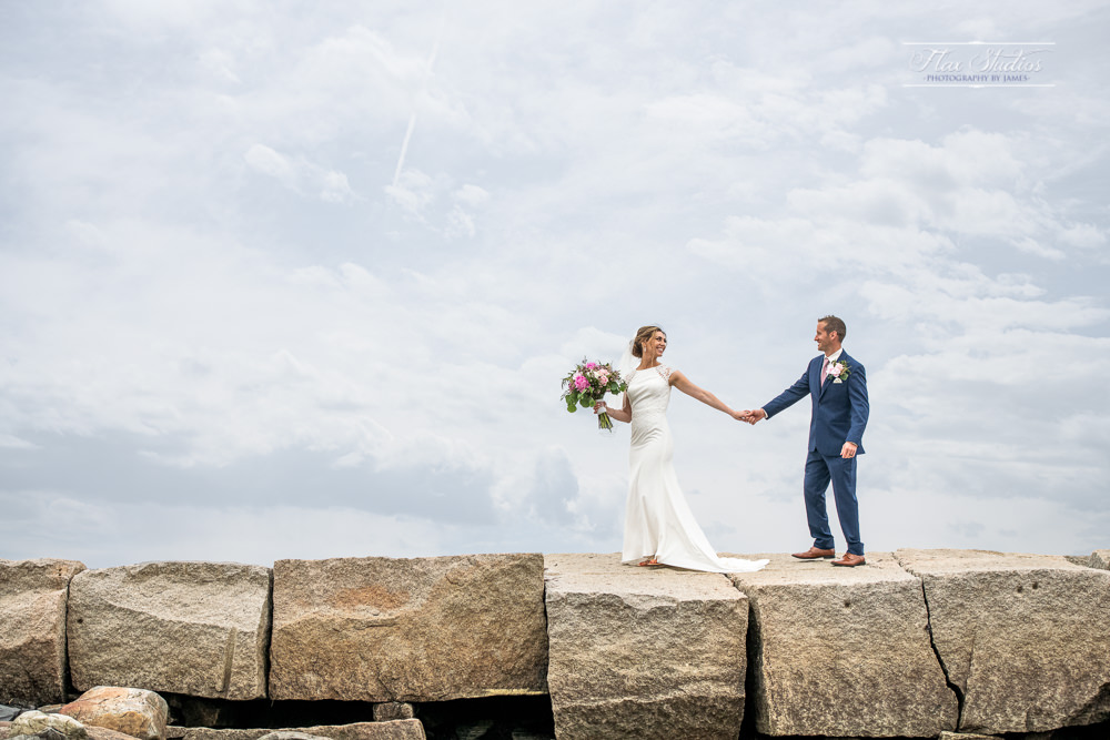 Samoset Resort Wedding Photos Flax studios