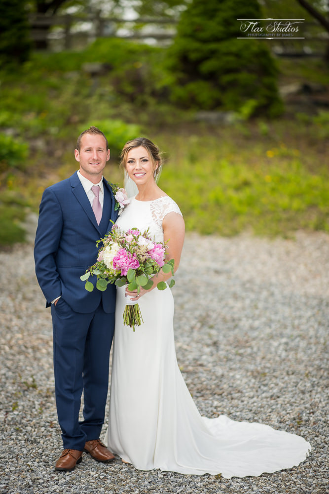 Samoset Resort Wedding portrait