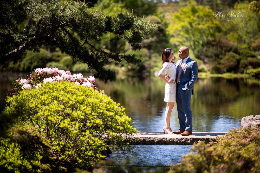 Asticou Gardens Wedding Photos